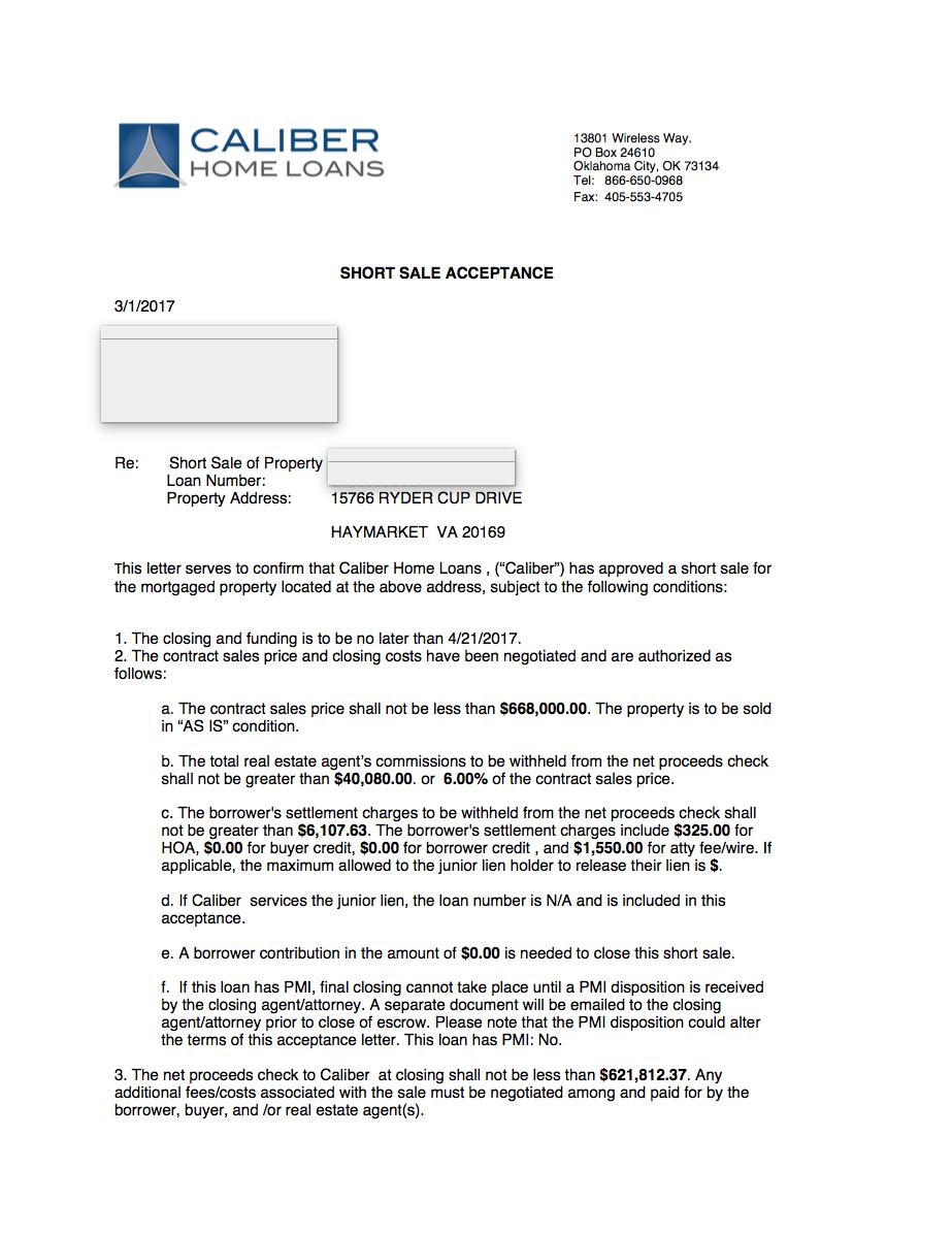 caliber home loan pre qualification letter homemade ftempo With caliber home loans pre qualification letter